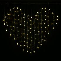 Heart-Shape-String-Fairy-Wedding-Curtain