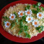 romashki salat